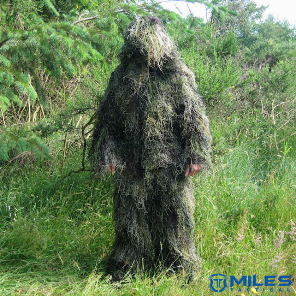 Paintball Airsoft Hunting Ghillie Suit