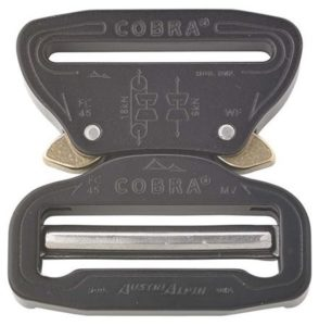 Original AustriAlpin Cobra Buckle