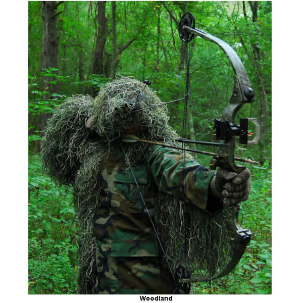BDU Bow Huntin Ghillie suit