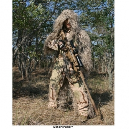 Sniper Ghillie Suits