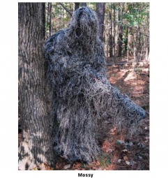 Poncho Ghillie Suits