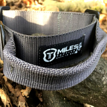 tactical dog collar webbing Mil-spec