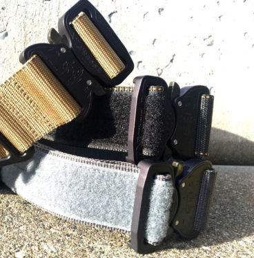 Miles Tactical Cobra Buckle Dog Collars